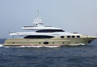 Veneta Charter Yacht at Monaco Grand Prix 2016
