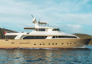 Imagine Charter Yacht at MYBA Pop-Up Superyacht Show 2017