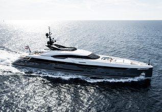 Utopia IV Charter Yacht at Ft. Lauderdale Boat Show  2018 - Attending Yachts