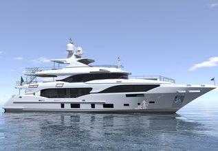 Big Five Charter Yacht at Monaco Yacht Show 2019