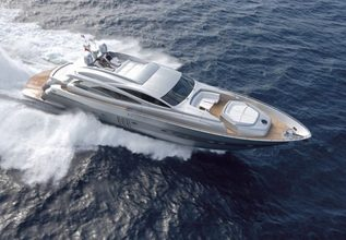 YCM 90 Charter Yacht at Cannes Yachting Festival 2015