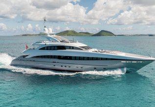G3 Charter Yacht at Antigua Charter Yacht Show 2017