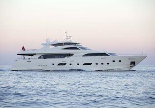 Panfeliss Charter Yacht at Marmaris Yacht Charter Show 2017