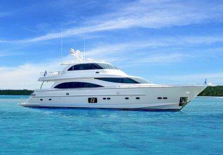 Q Charter Yacht at Yachts Miami Beach 2017