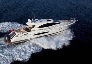 Lizzi Charter Yacht at MYBA Charter Show 2016
