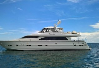 On Koorse Charter Yacht at Palm Beach Boat Show 2019
