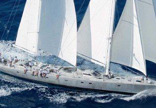 Marama Charter Yacht at The Superyacht Challenge, Antigua 2015