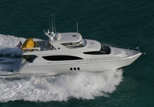 Ocean View Charter Yacht at Fort Lauderdale Boat Show 2015