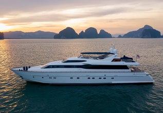 Demarest Charter Yacht at Thailand Charter Week
