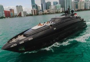 Rock 13 Charter Yacht at Mediterranean Yacht Show 2019