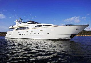 Lady Pamela Charter Yacht at Australian Superyacht Rendezvous 2018