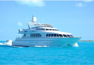 Ready II Play Charter Yacht at Fort Lauderdale Boat Show 2015