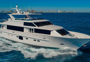 Irresistible Charter Yacht at Fort Lauderdale International Boat Show (FLIBS) 2020- Attending Yachts
