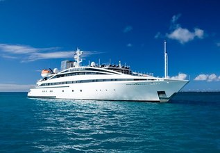 Elegant 007 Charter Yacht at MIPIM 2014
