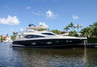 Full Circle Charter Yacht at Miami Yacht Show 2020