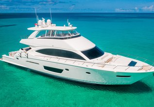 Marybelle Charter Yacht at Fort Lauderdale International Boat Show (FLIBS) 2021