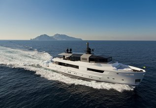 Sun Charter Yacht at Cannes Yachting Festival 2014