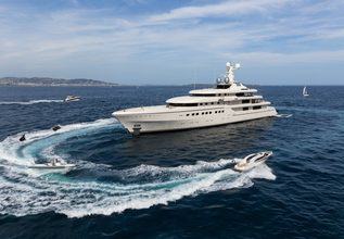 Romea Charter Yacht at Monaco Yacht Show 2015