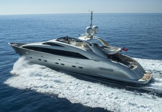 Grand Mariana III Charter Yacht at MYBA Charter Show 2015