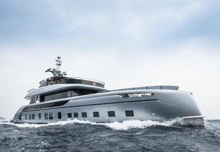 Jaaber Charter Yacht at Monaco Yacht Show 2017