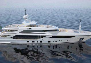 AJ Charter Yacht at Monaco Yacht Show 2018