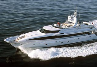 Valkyrie Charter Yacht at Fort Lauderdale Boat Show 2014
