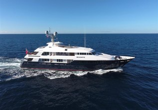 Picnic Charter Yacht at Antigua Charter Yacht Show 2017