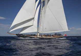 Alexa of London Charter Yacht at Palma Superyacht Show 2021