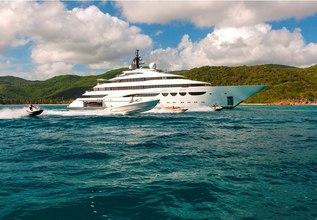 Quattroelle Charter Yacht at Monaco Yacht Show 2013