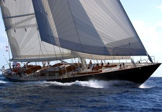 Maria Cattiva Charter Yacht at The Superyacht Cup Palma 2015