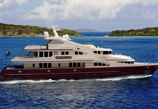 Oktamar Charter Yacht at Cannes Yachting Festival 2019