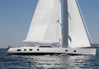 Thistle Charter Yacht at Antigua Charter Yacht Show 2016