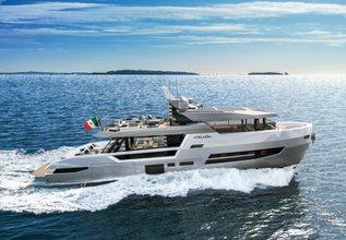 Sherpa XL Charter Yacht at Monaco Yacht Show 2019