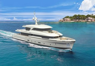 Brigadoon Charter Yacht at Cannes Yachting Festival 2018