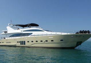 Mia Kai Charter Yacht at Thailand Charter Week