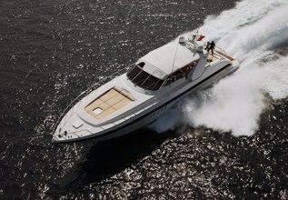 Mamba Charter Yacht at MIPIM 2014