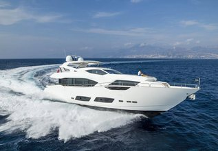 Nitsa Charter Yacht at Miami Yacht Show 2020