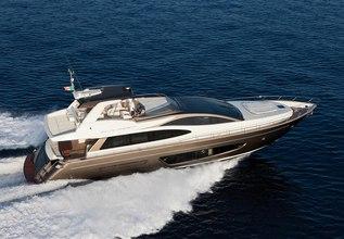 Sea Six Charter Yacht at Yachts Miami Beach 2017