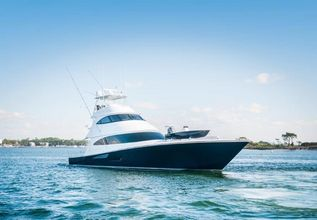 Off Duty Charter Yacht at Miami Yacht Show 2018