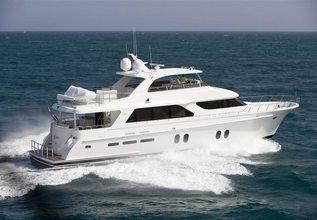 Bella Sophia Charter Yacht at Yachts Miami Beach 2016
