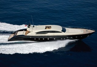 Spirit of the C's Charter Yacht at Cannes Yachting Festival 2015
