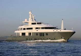 Dytan Charter Yacht at Monaco Yacht Show 2017
