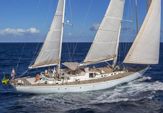 Jupiter Charter Yacht at Palma Superyacht Show 2014