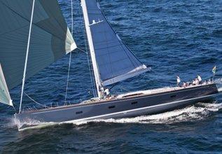 Aragon Charter Yacht at MYBA Charter Show 2013