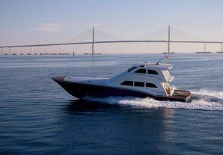JR Charter Yacht at Dubai International Boat Show 2021