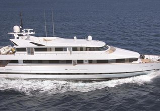Bella Stella Charter Yacht at East Med Yacht Show 2014