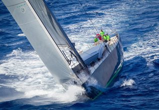 WinWin Charter Yacht at The Superyacht Cup Palma 2016