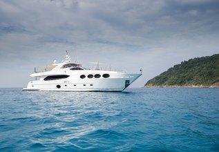 Mykonos Charter Yacht at MYBA Charter Show 2017