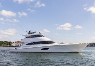 Miss Jane Charter Yacht at Miami Yacht Show 2018