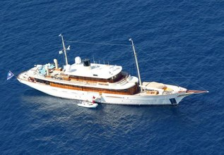 Arriva Charter Yacht at MYBA Charter Show 2014